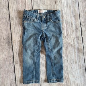 Jumping Beans Jeans Toddler Girls Size 2T
